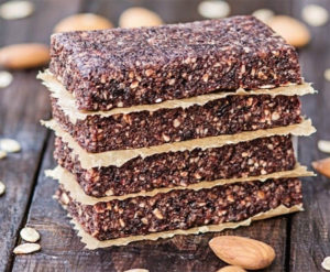 Wellness Energy Bars from The Wellness Mama