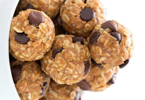 No Bake Energy Bites from Cooking Classy