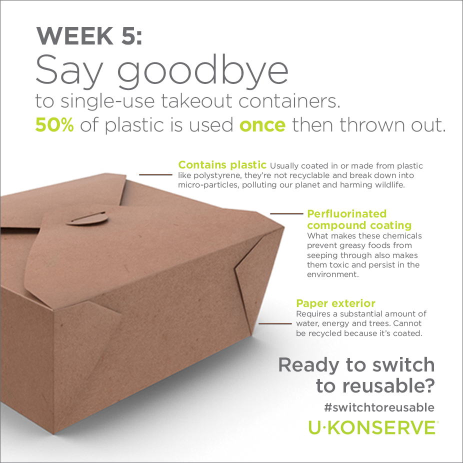 U-Konserve | Bring Along Your Own Reusable To-Go Containers