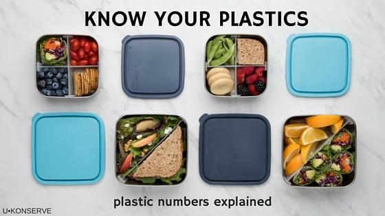 plastic numbers