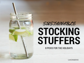 sustainable stocking stuffer