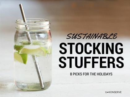 sustainable stocking stuffer