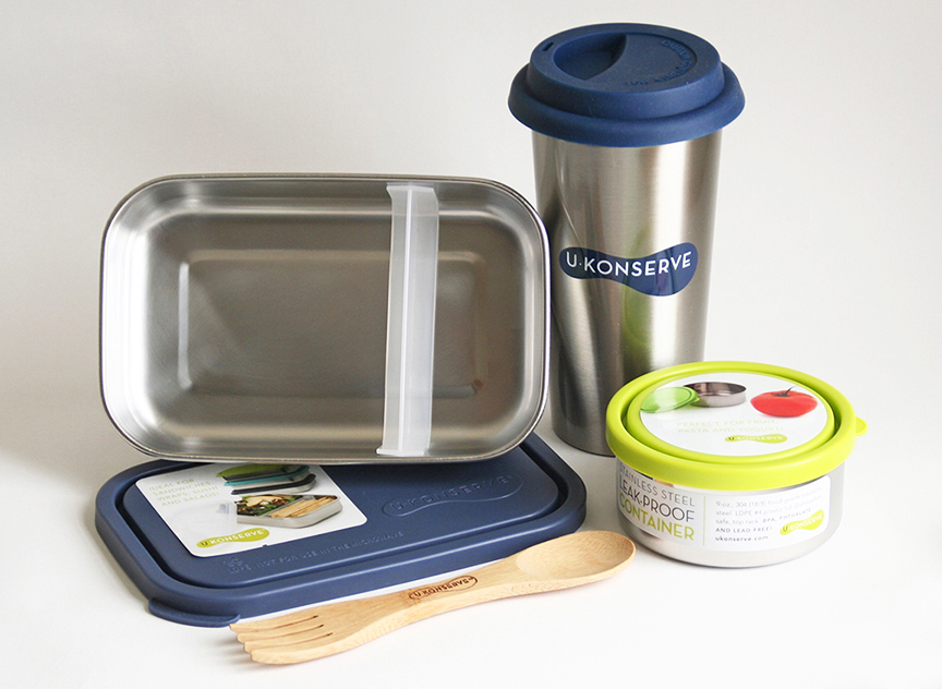 turning green waste-free starter kit