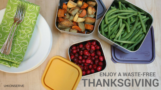 waste-free thanksgiving